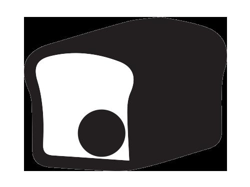 Bread/Bun Butt Label