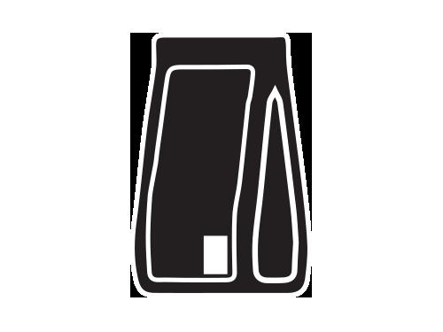 Coffee Back Label