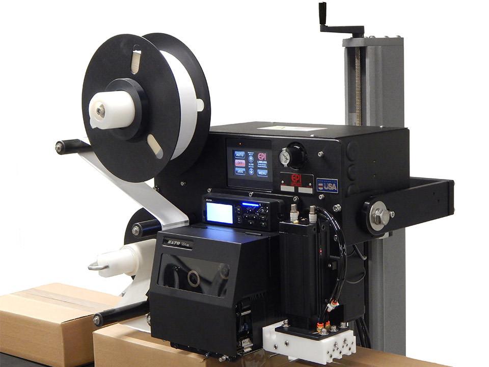 Print Apply H Series Labeler Printer Applicator