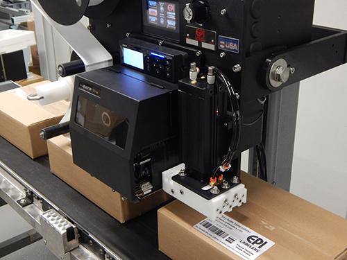 Label Printer Applicators